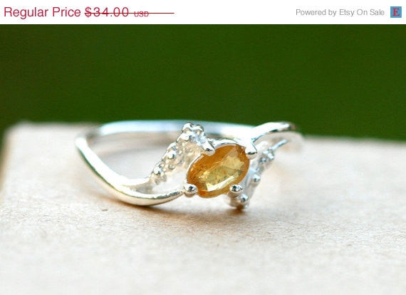 40% Off Yellow ,Tourmaline Ring,Geode Ring,Statement Ring,Agate Ring,Stone Ring,Gemstone Ring,Stone,Thanksgiving,christmas,blackfriday,cyber
