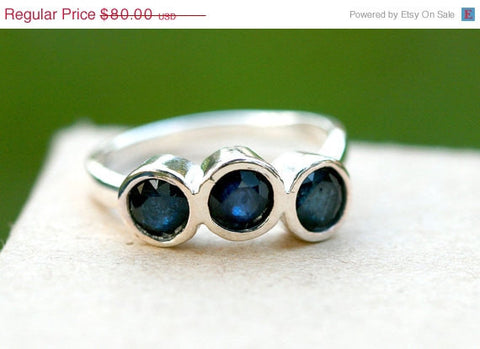 40% Off Sapphire Ring,Geode Ring,Statement Ring,Agate Ring,Stone Ring,Gemstone Ring,birthstone ring,Sapphire,Geode,Stacking,delicate,dainty,