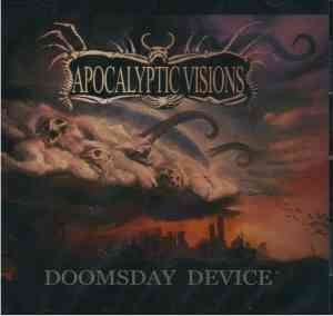 Apocalyptic Visions- Doomsday Device CD