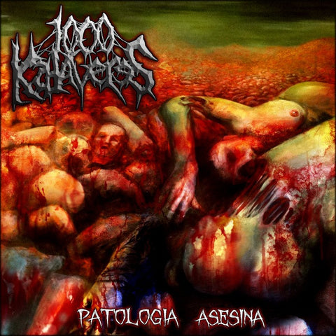 1000 Kadaveres- Patologia Asesina CD on Catafila Prod.