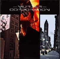 Murder Corporation- S/T CD on Regain Rec.