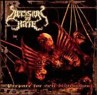 Decision To H*te- Prepare For Self-Destruction CD on Rebirth Of