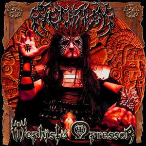 Redrum (UKR) Mephisto Opressor CD on DAS Rec.