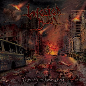 Infested Blood- Tribute To Apocalypse CD on Blackout Discos