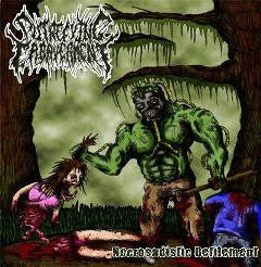 Putrefying Cadaverment- Necrosadistic Defilement CD on Cephalic