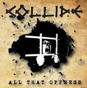 Collide- All That Oppress CD on Trepanation Squad Rec.