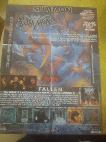 Summon- Fallen Huge POSTER