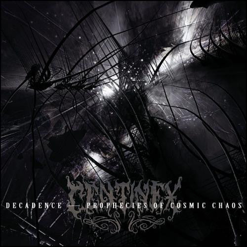 Centinex- Decadence- Prophecies Of Cosmic Chaos CD