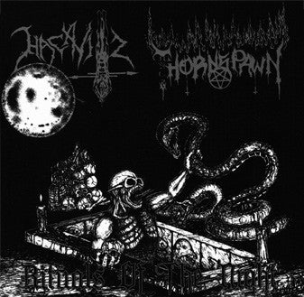Hacavitz / Thornspawn- Rituals Of The Night Split CD