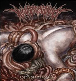 Human Repugnance- Post Mortem Rot Pile CD on Despise The Sun Rec