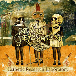 Painful Defloration- Esthetic Research.. CD on Soul Flesh Collec