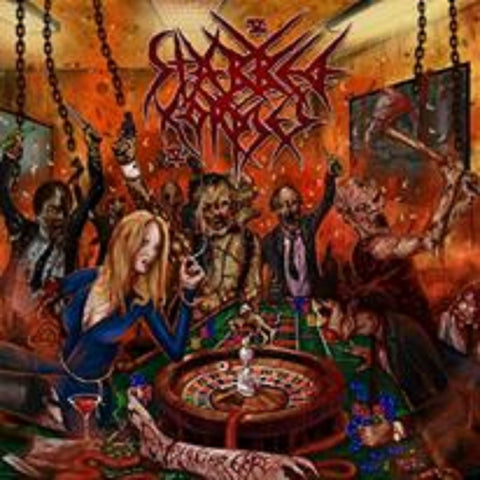 5 STABBED 4 CORPSES- Gambling For Gore CD on Morbid Generation