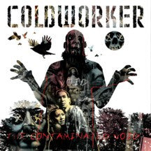 Coldworker- The Contaminated Void CD on Relapse Rec.