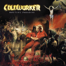 Coldworker- Rotting Paradise DIGI-CD on Relapse Rec.