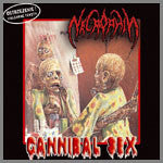 Necrophil- Cannibal S*x CD on Monstrous Star Rec.
