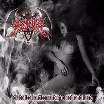9TH ENTITY- Diabolical Enticement Of Blood & Lust CD