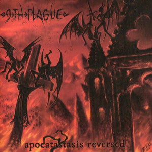 9TH PLAGUE- Apocatastasis Reversed CD on Butchered Rec.