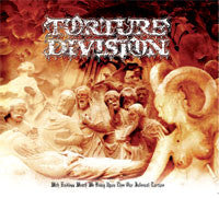 Torture Division- With Endless Wrath.. Import CD on Punishment 1
