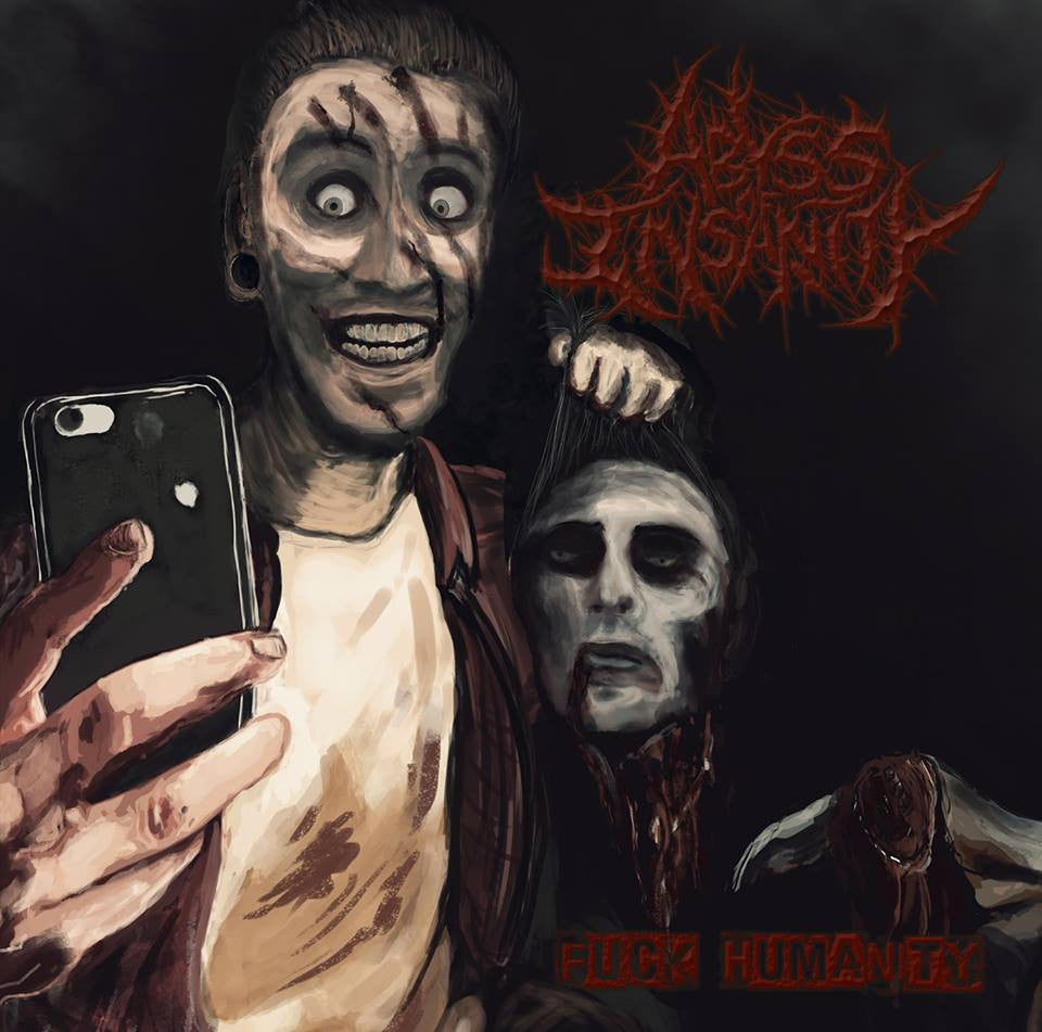 ABYSS OF INSANITY- F*ck Humanity CD on Morbid Generation