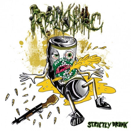 Analkholic- Strictly Drunk CD on Rotten Roll Rex.