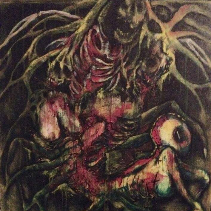Altered Dead- S/T CD Cavernous Rec.
