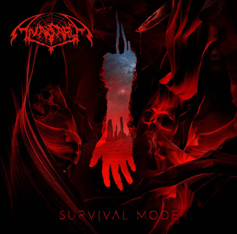 ANASARCA- Survival Mode CD on Sevared Rec. OUT NOW!!!