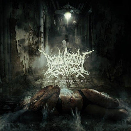 Bradi Cerebri Ectomia- Mangled Perception CD on Rotten Roll Rex