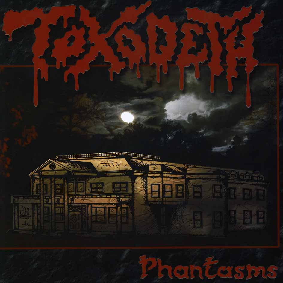 Toxodeth- Phantasms CD on American Line Prod.