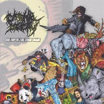 CARNAL DECAY- On Top Of The Food Chain CD on Sevared Rec.
