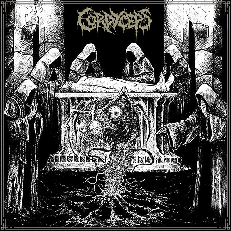 Cordyceps- Black Blood Butchery CD on New Standard Elite