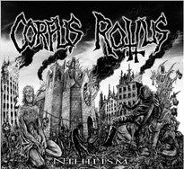 Corpus Rottus- Nihilism CD on Lost Apparitions Rec.