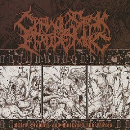 CRAWL SICK- Killed, Stabbed, And Mutilated Into Pieces MCD on Brutal Mind Prod.
