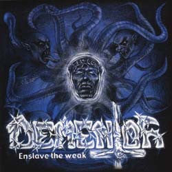 Dementor- Enslave The Weak CD on Osmose Prod.