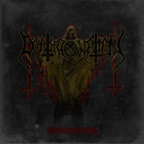 Deathronation- Exorchrism CD on Godeater Rec.