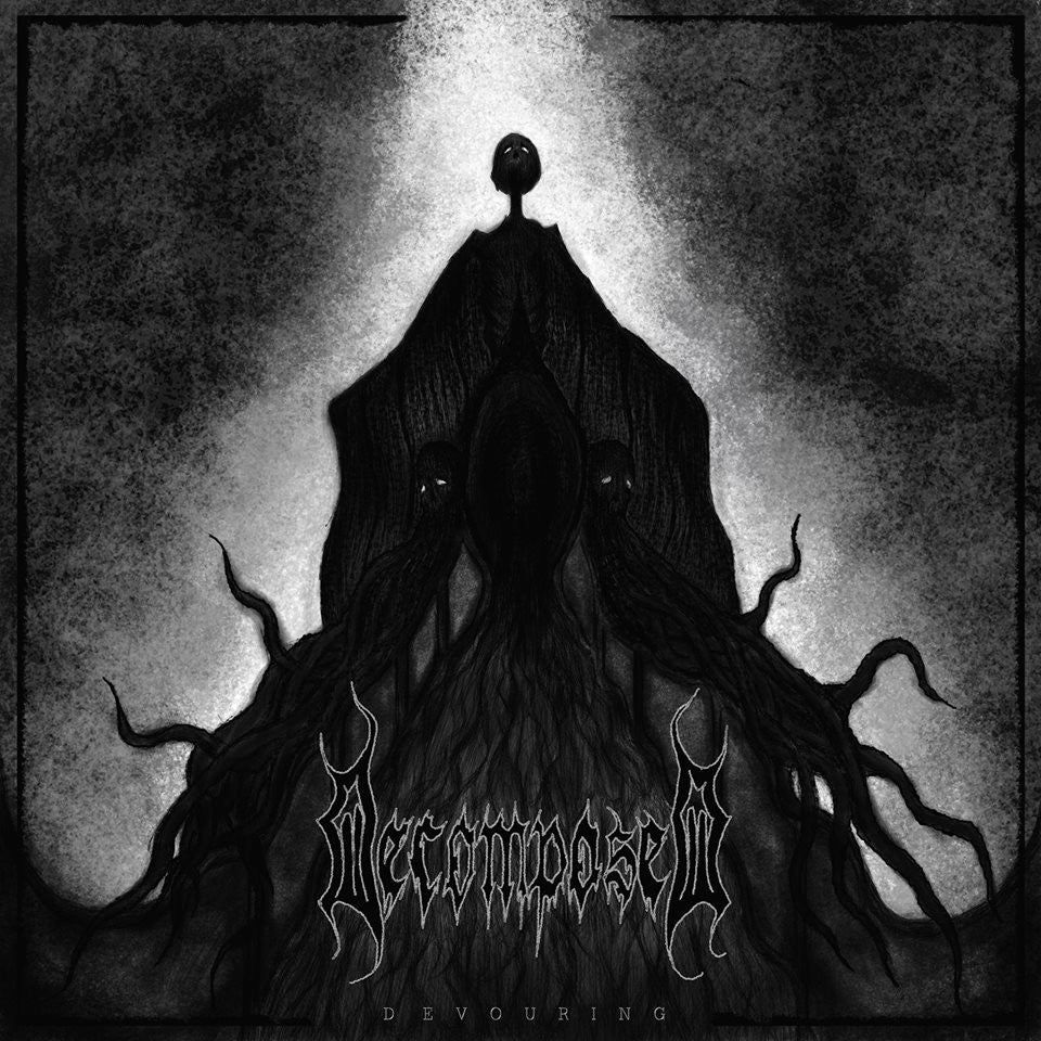 Decomposed (SWE)- Devouring CD on Memento Mori