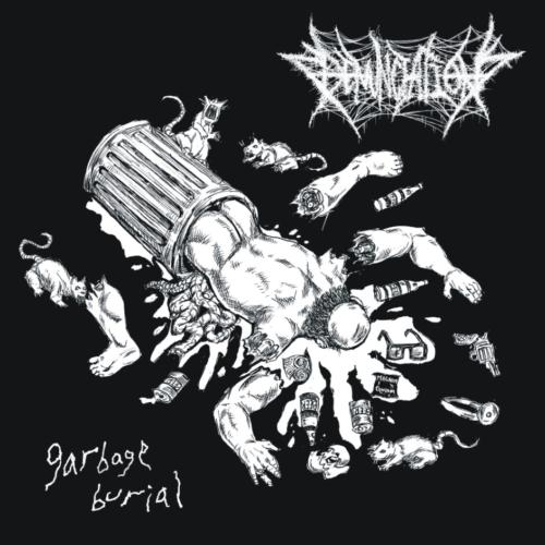 Denunciation- Garbage Burial CD on Bizarre Leprous Prod.
