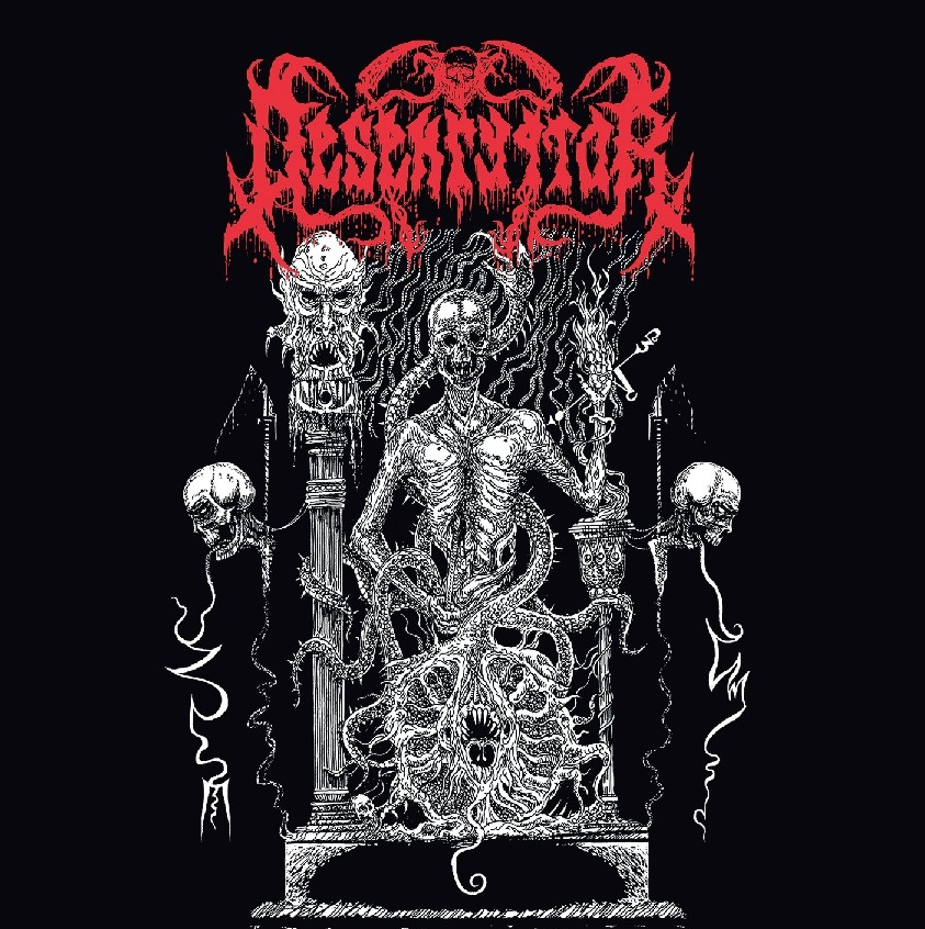 Desekryptor- Chasm Of Rot CD on Cavernous Rec.