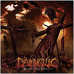 Devangelic- Ressurection Denied CD on Comatose Music