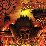 Disfigured- Blistering Of The Mouth CD on Comatose Music