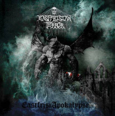 Eastfrisian Terror- Eastfrisi Apokalypse CD on Rotten Roll Rex