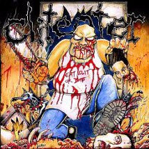 CLITEATER- Eat Clit Or Die Re-Issue CD w/ Bonus Tracks on Sev. R