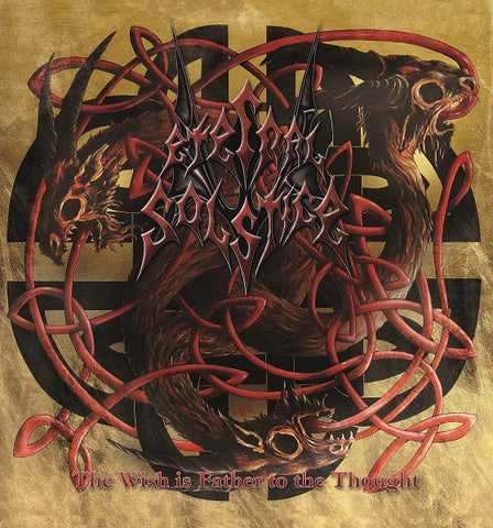 "Eternal Solstice- The Wish Is Father To The Thought 12"" LP VINYL"