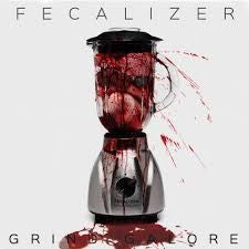 Fecalizer- Grind Galore CD on P.E.R.