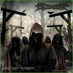 Killharmonic- Human Race Disgrace CD on Rottrevore Rec.