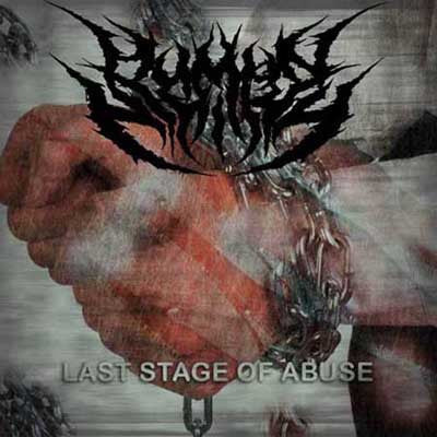 Human Nihility- Last Stage Of Abuse CD on Lord Of The Sick Rec.