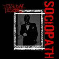 Intestinal Disgorge- Sociopath CD on Rotten Roll Rex.