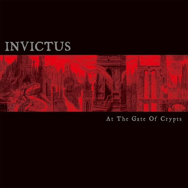 Invictus- At The Gate Of Crypts CD on Obliteration Rec.