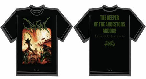 JASAD- Rebirth Of Jatisunda T-SHIRT SMALL