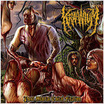 Kraanium- Post Mortal Coital Fixation CD on Comatose Music