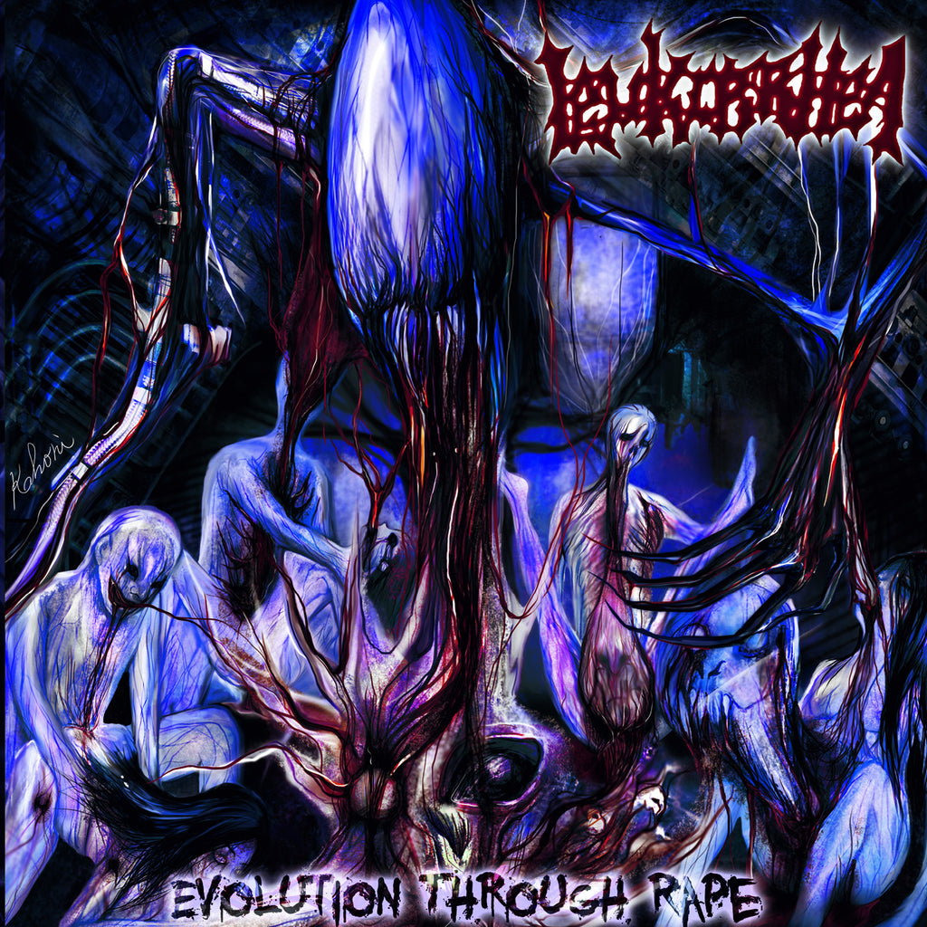 LEUKORRHEA- Evolution Through R*pe CD on Sevared Rec. OUT NOW!!!